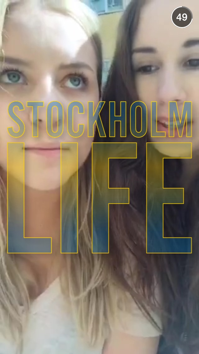 two-girls-snapchat-story-stockholm
