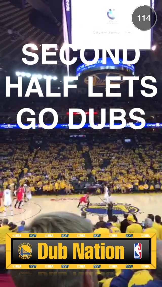 nba-western-conference-snapchat-story