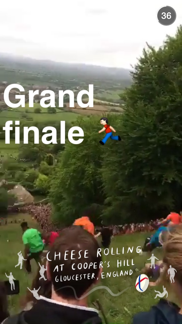 finale-cheese-roll-snapchat