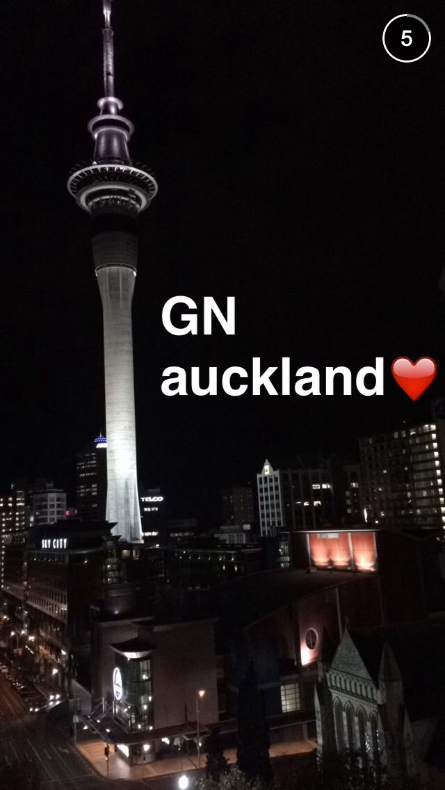 night-auckland-snapchat-story
