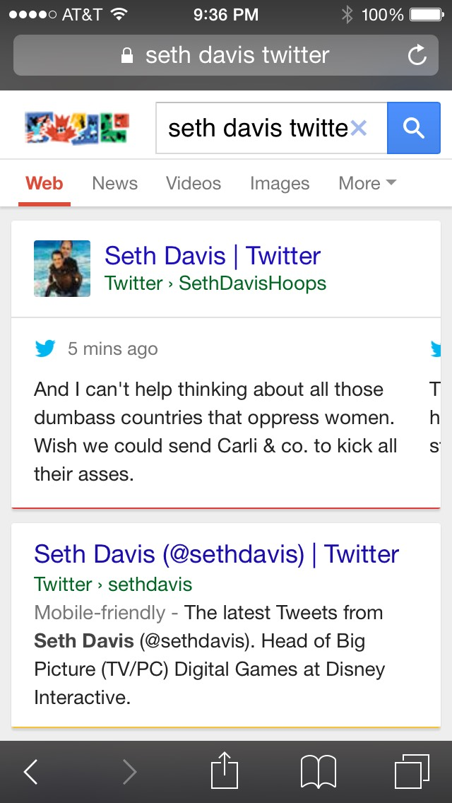 twitter-google-search-integration