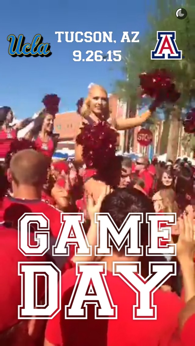 arizona-cheerleaders-snapchat-story