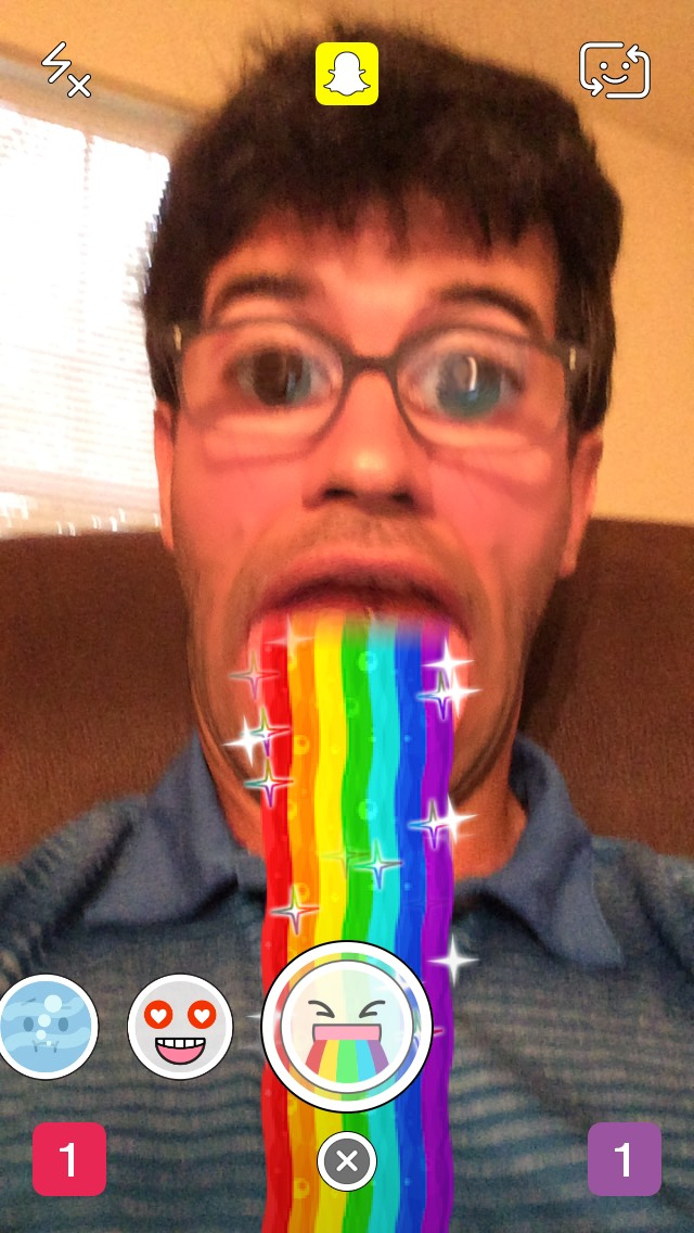 snapchat-puking-rainbow-vomit-selfie-filter