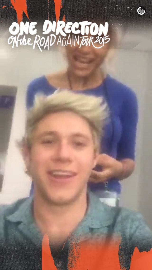 one-direction-hair-spray-snapchat