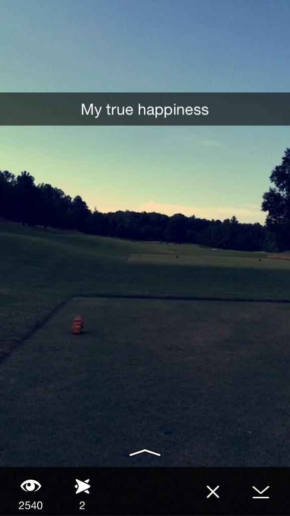 The Snapchat Golfer Best Videos And Golf Course Pictures