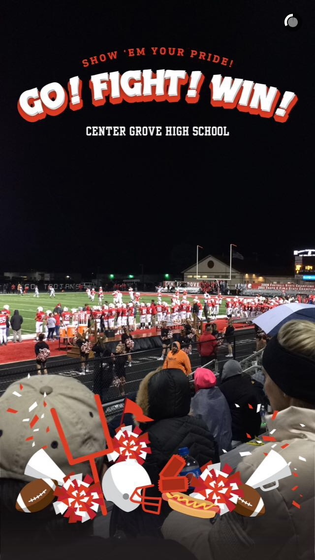 homecoming-the-game-snapchat-story