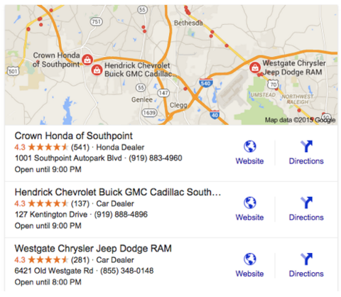 google-local-map-reviews